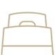 Plan Chalet Apsara : niveau -1   MGM Hôtels & Résidences