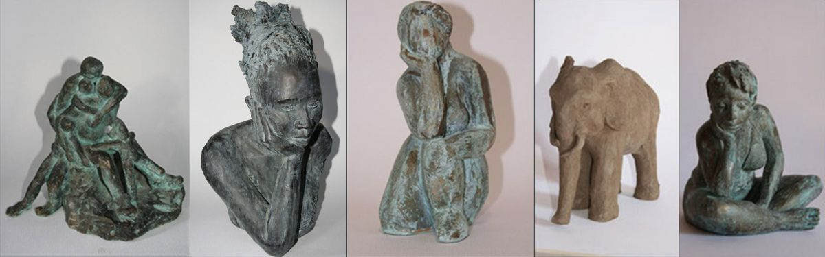 Exposition - Catherine Leterme - Sculpteuse