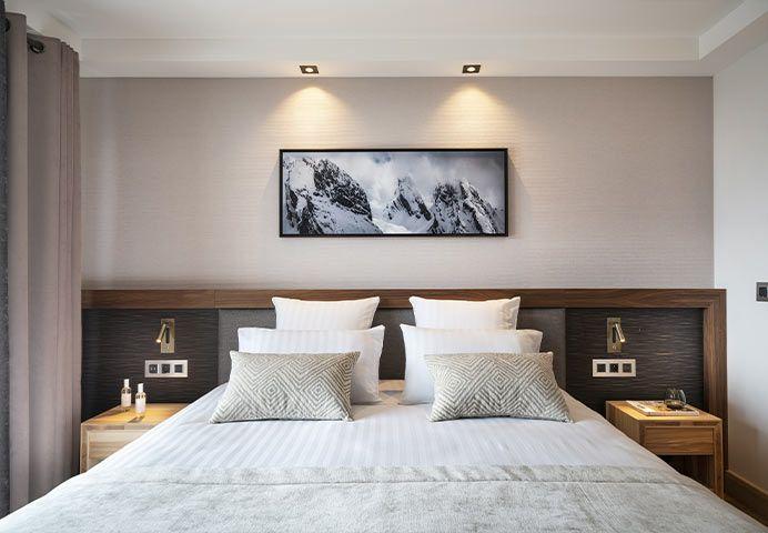 Hôtel Alpen Lodge - La Rosière   MGM Hôtels & Résidences