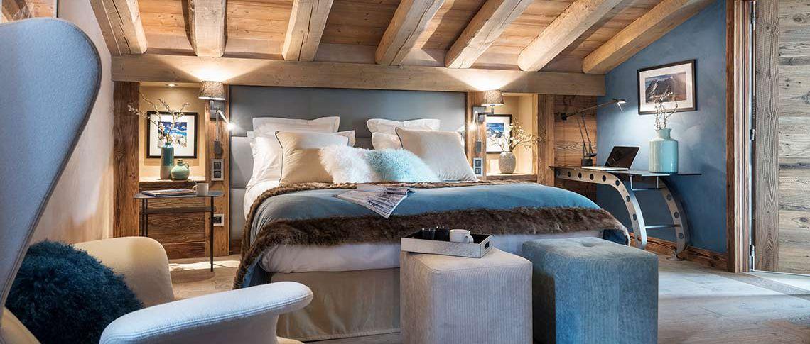 Chambre à L'Écrin de Jade - Chamonix