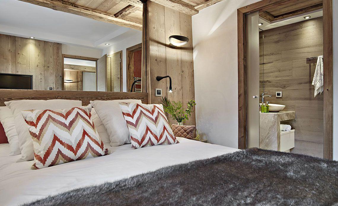 Résidence Alexane Suite parentale | Samoëns Grand-Massif | MGM Hôtels & Résidences