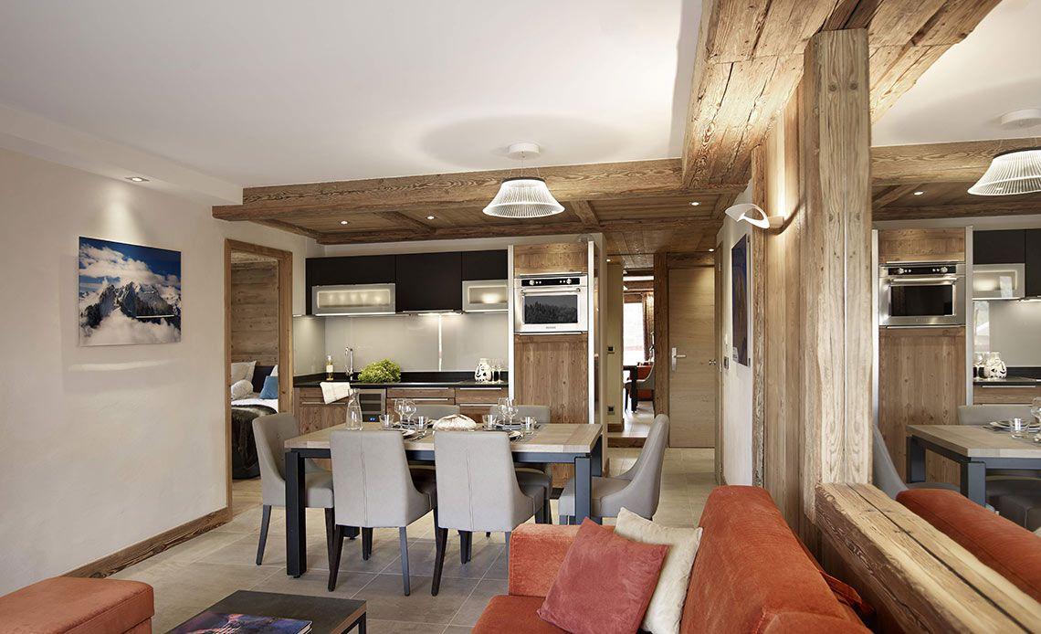 Appartement 5 pièces 10 personnes - Résidence Alexane - Samoëns | MGM Hôtels & Résidences