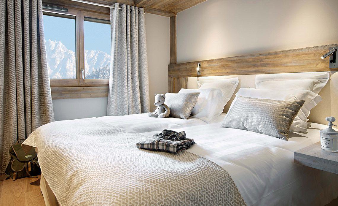 Chalets Éléna - children bedroom | Résidence Chamonix - Les Houches | MGM Hôtels & Résidences