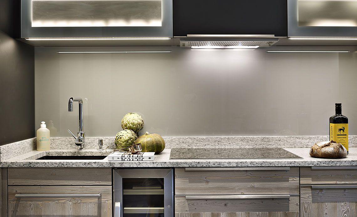 Chalets Éléna - kitchen | Résidence Chamonix - Les Houches | MGM Hôtels & Résidences