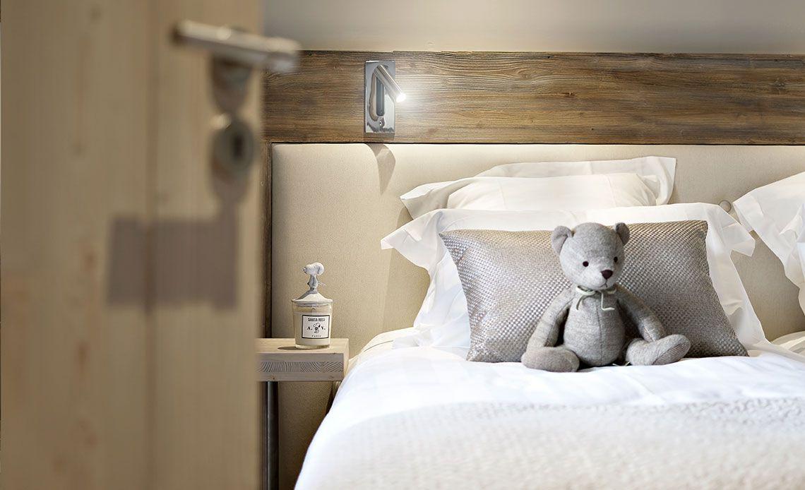 Chalets Éléna - zoom children bedroom | Résidence Chamonix - Les Houches | MGM Hôtels & Résidences