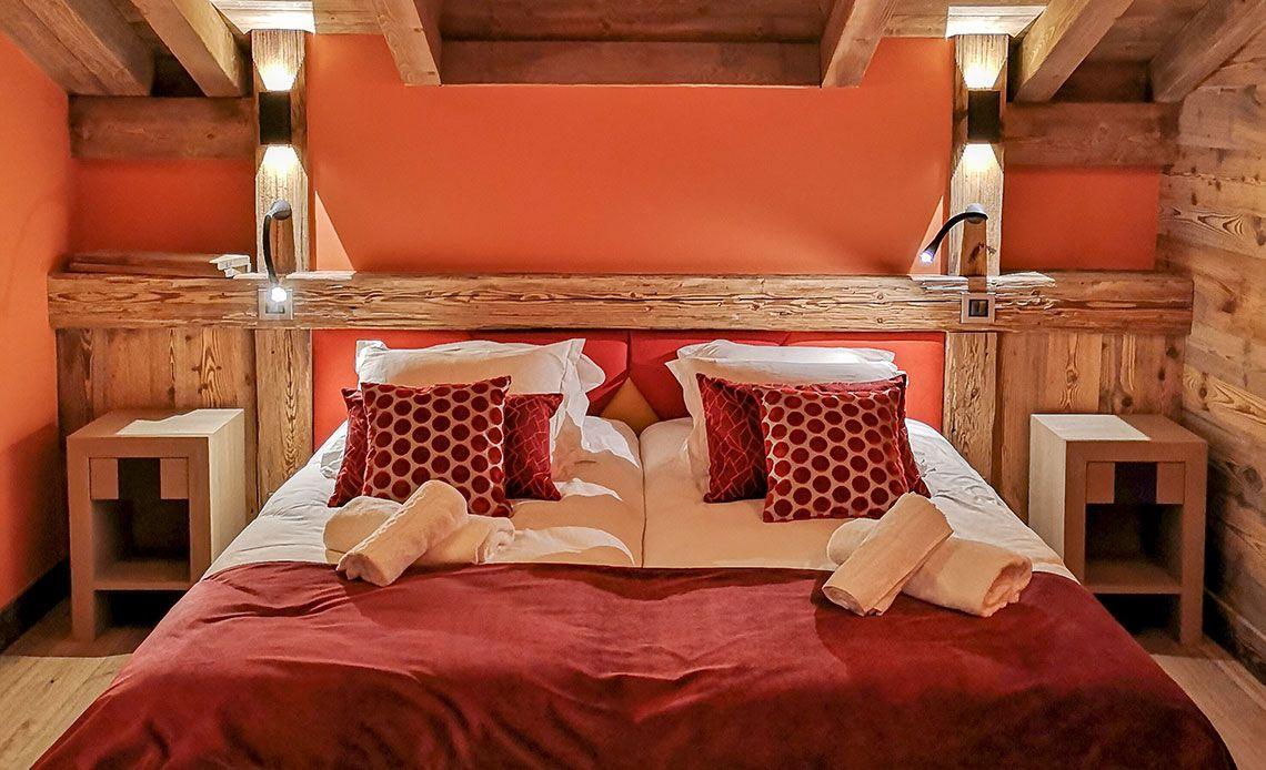 Suite Junior - Suites d'Alexane - Samoëns | MGM Hôtels & Résidences