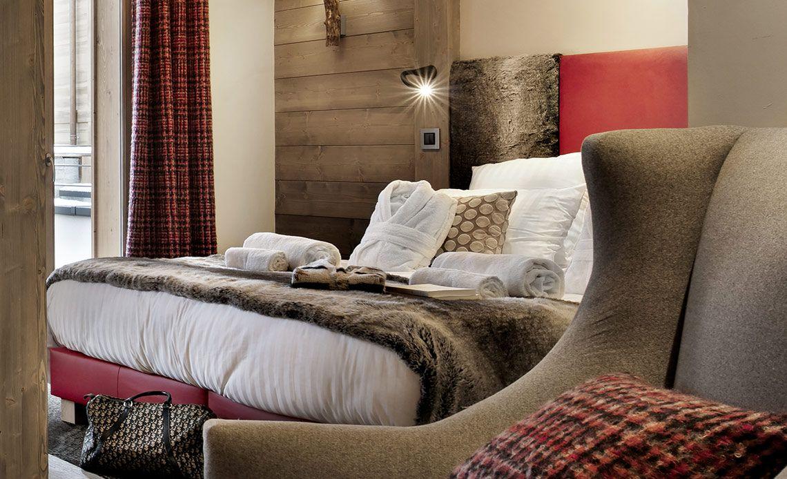 Suite Exécutive duplex - Suites d'Alexane - Samoëns   MGM Hôtels & Résidences