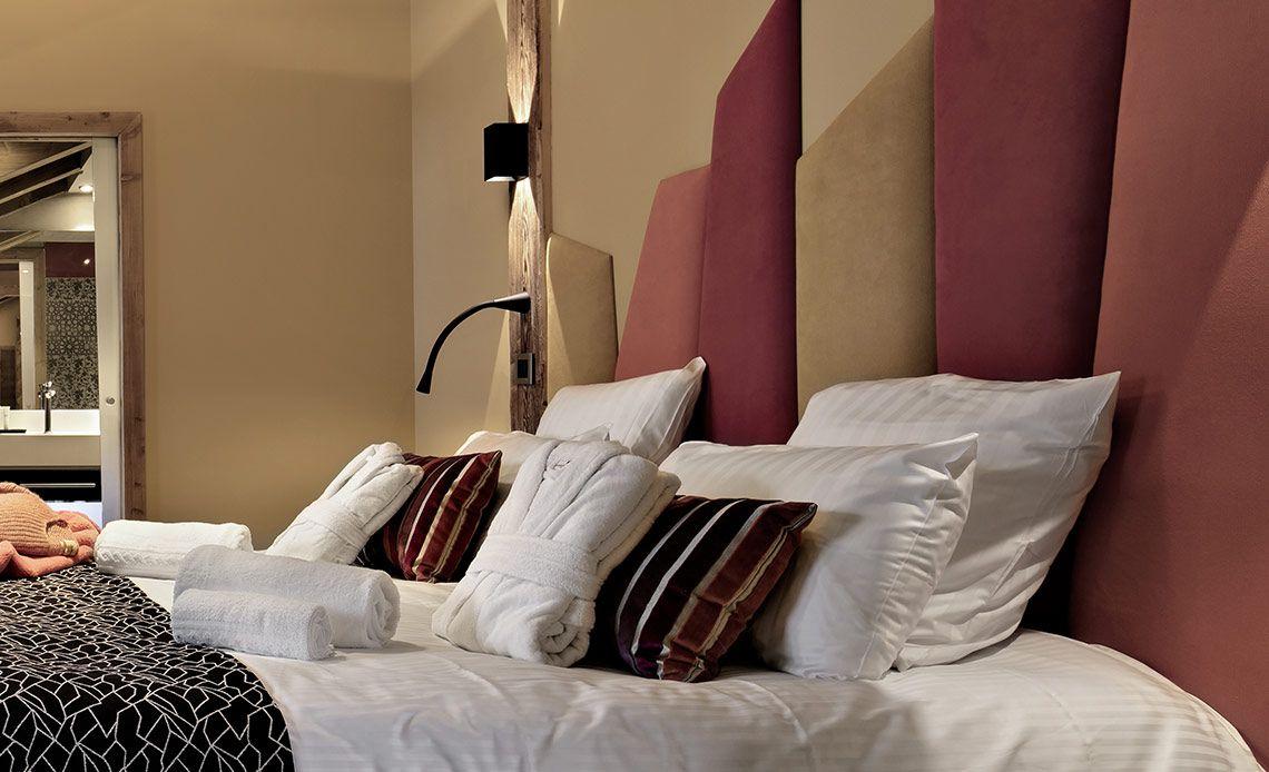 Suite Junior - Suites d'Alexane - Samoëns   MGM Hôtels & Résidences