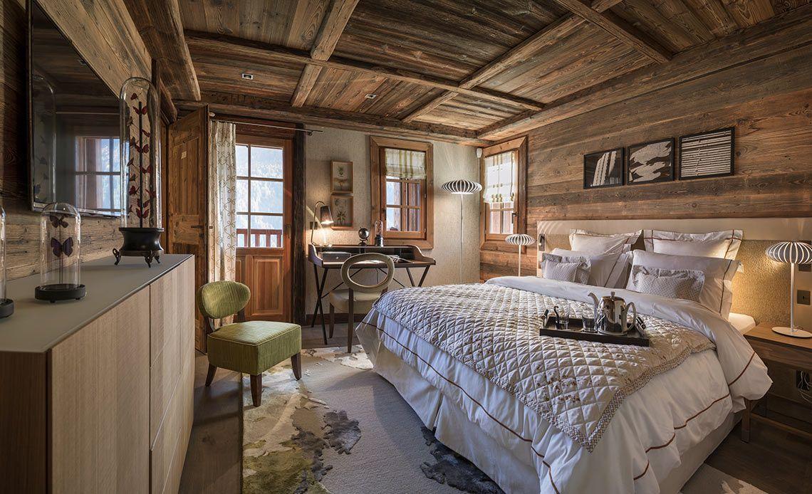 Suite parentale - La ferme de Juliette - Le Grand-Bornand | MGM Hôtels & Résidences