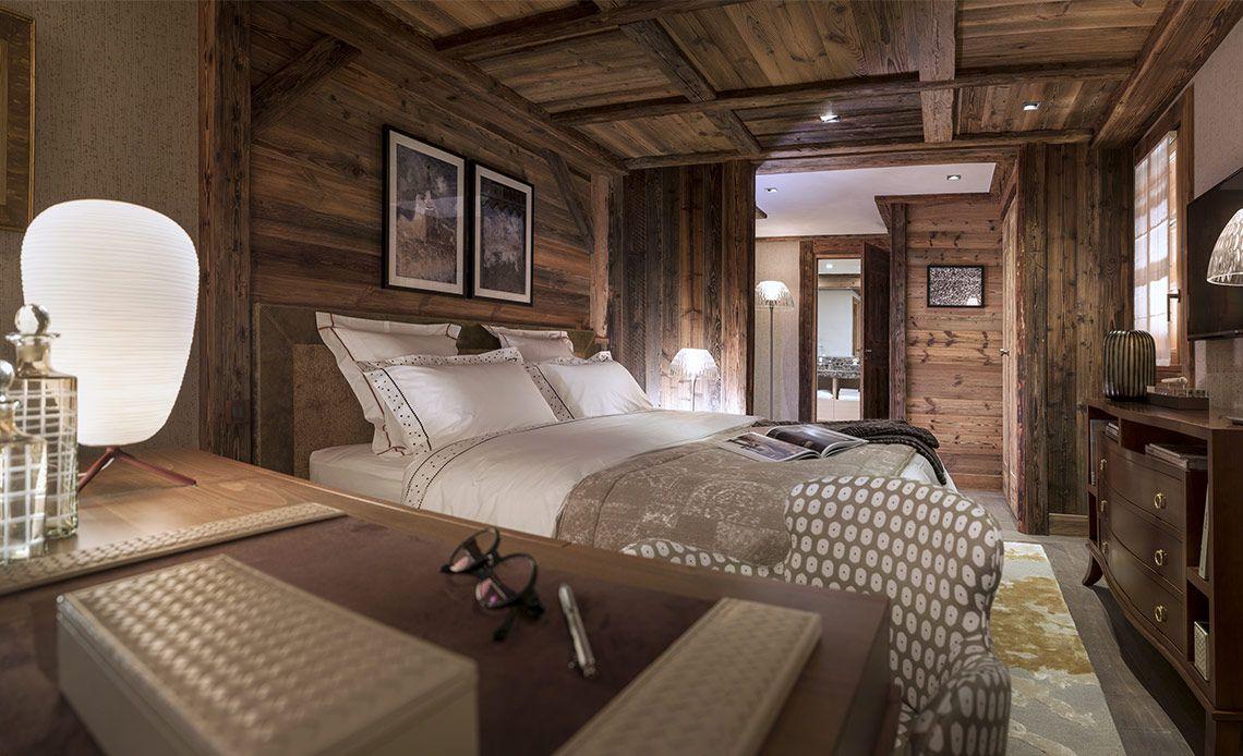 Chambre - La ferme de Juliette - Le Grand-Bornand | MGM Hôtels & Résidences