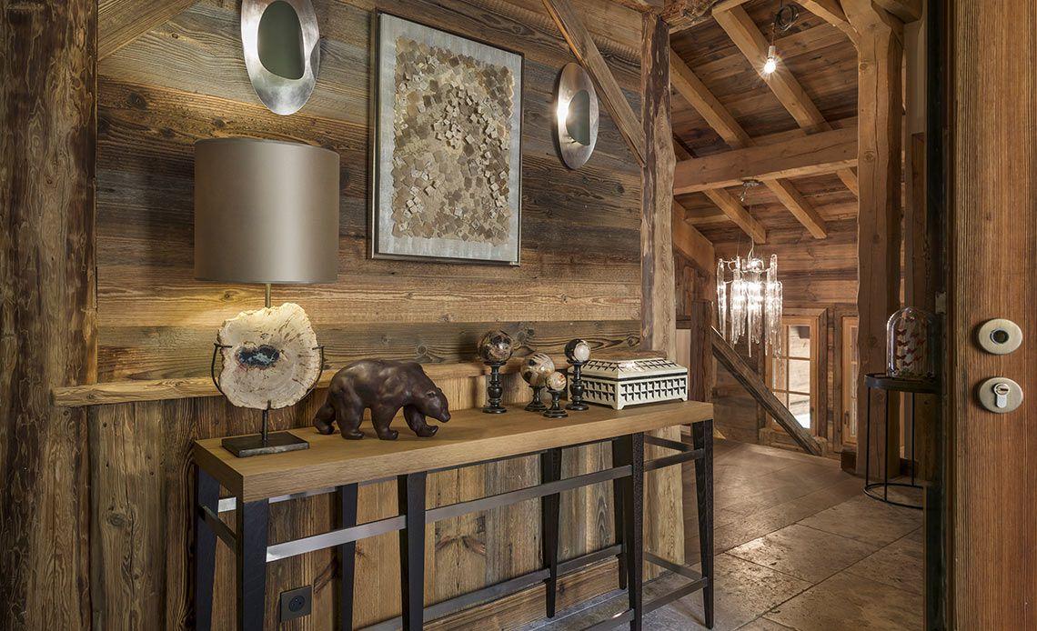 Décoration raffinée - La ferme de Juliette - Le Grand-Bornand | MGM Hôtels & Résidences
