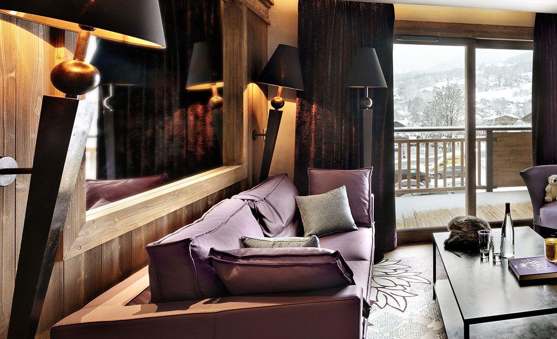 Suite Exécutive duplex - Suites d'Alexane - Samoëns | MGM Hôtels & Résidences