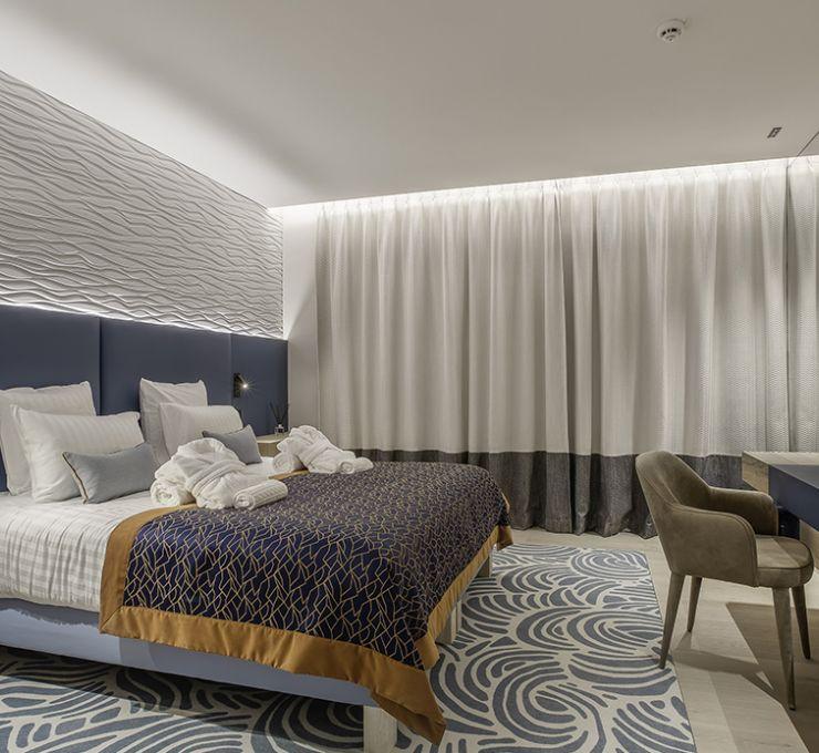 Chambre Classique Double avec balcon - Vue habitations| Rivage Hôtel & Spa | MGM Hôtels & Résidences