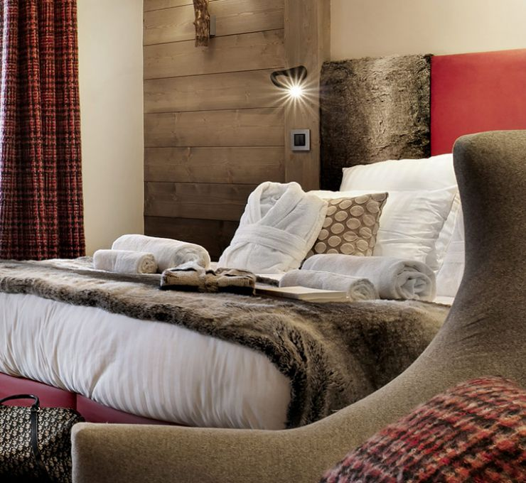Chambre Deluxe - Hotel Alexane - Samoëns Grand Massif | MGM Hotels & Résidences