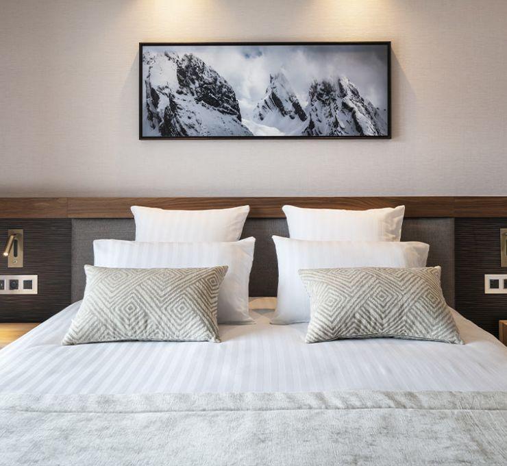 Suite Familiale - Hôtel Alpen Lodge la Rosière | MGM Hôtels & Résidences