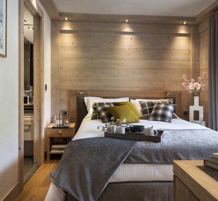 Suite parentale | Hôtel Les Suites du Roc des Tours | MGM Hôtels & Résidences