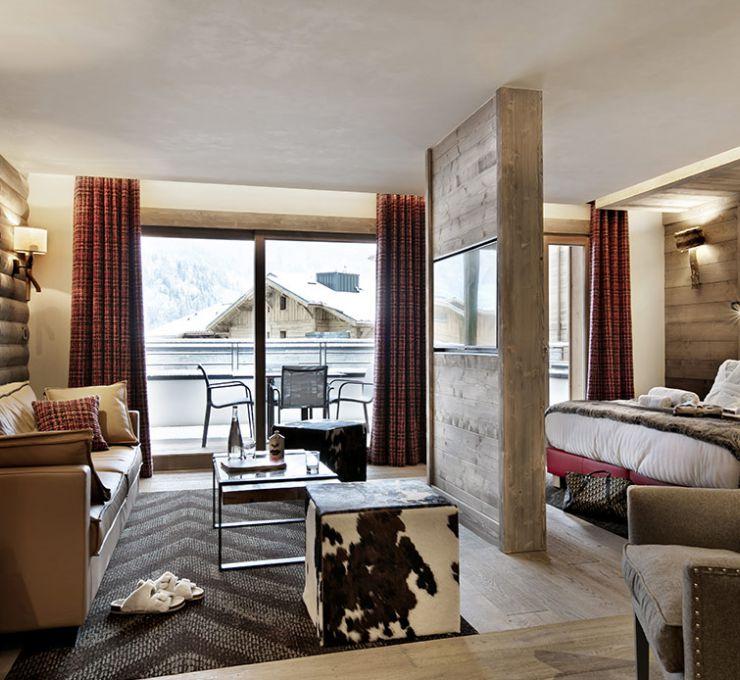 Suite confort - Suites d'Alexane - Samoëns | MGM Hôtels & Résidences
