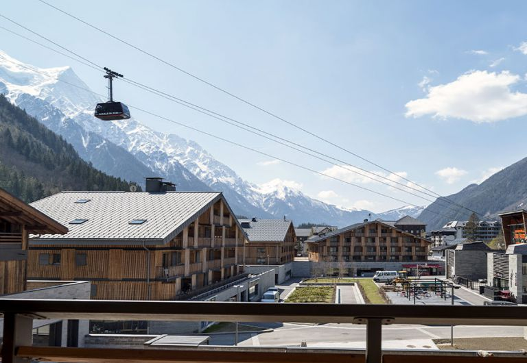 Activités à Chamonix au printemps