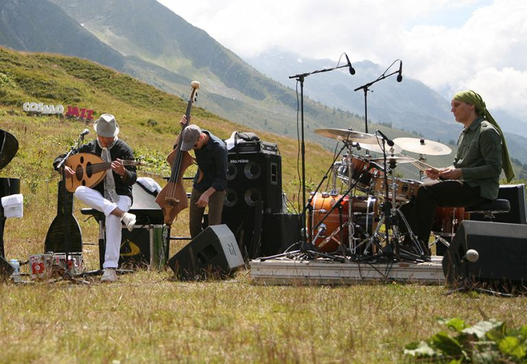 Cosmo Jazz - Chamonix Mont-Blanc | MGM