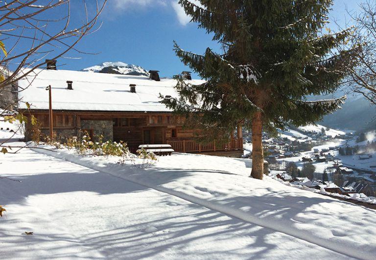 MGM - Evasion - Première neige au Grand-Bornand