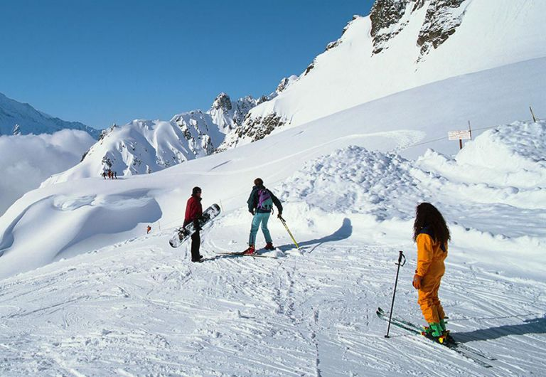 Evasion MGM - Vos vacances de Février à Chamonix