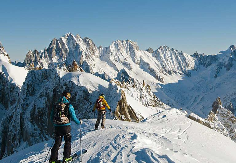 Chamonix, « the place to be » cet hiver - Vignettte