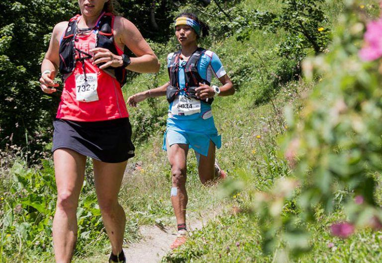 Du 22 au 25 juin : le marathon du Mont-Blanc à Chamonix