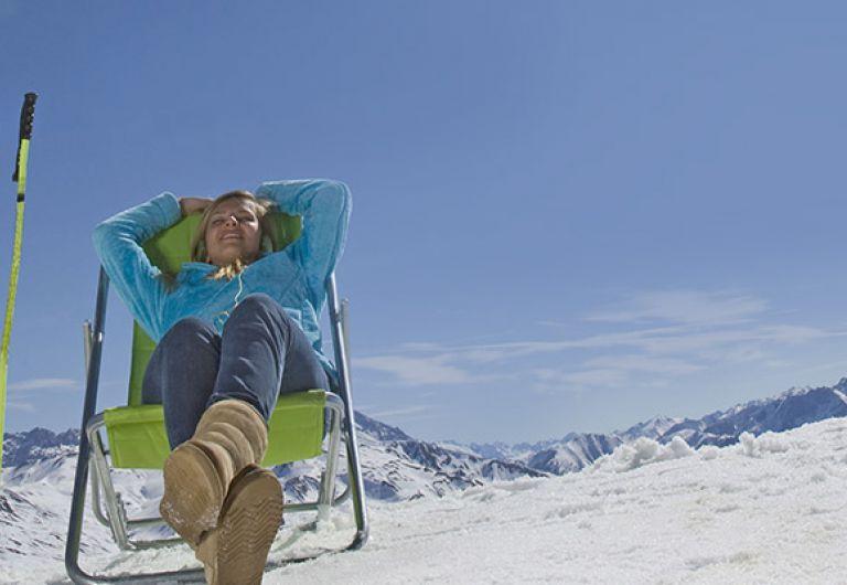 Spring skiing - MGM Hôtels & Résidences