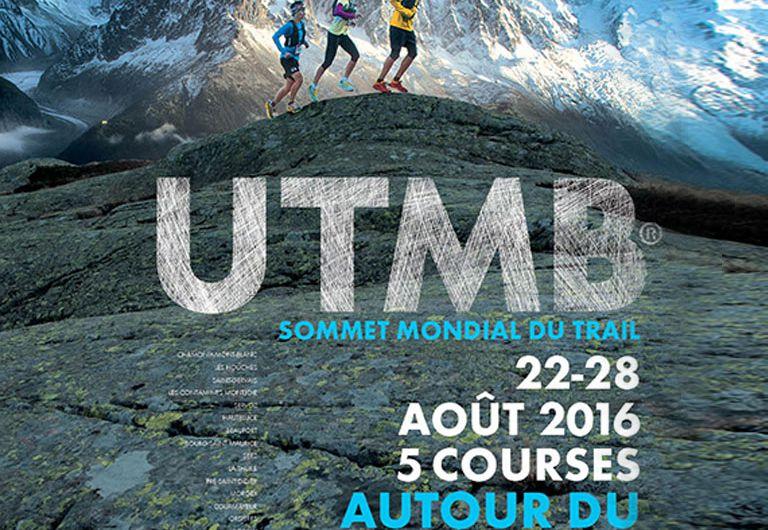 L'Ultra Trail Mont- Blanc 2016 - Vignette