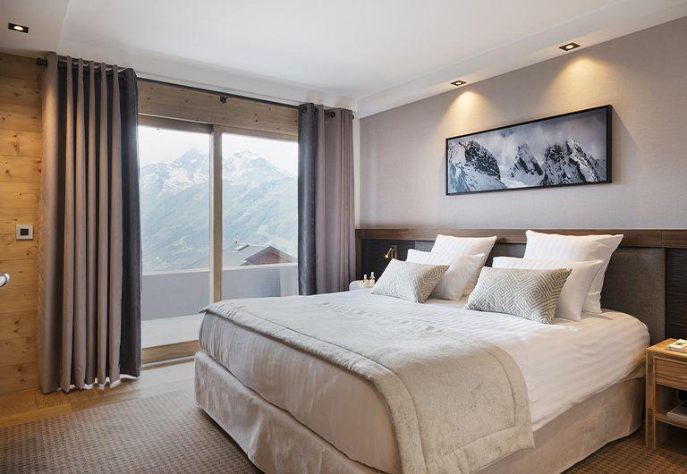 Hôtel & Résidence Alpen Lodge - La Rosière  | MGM Hôtels & Résidences
