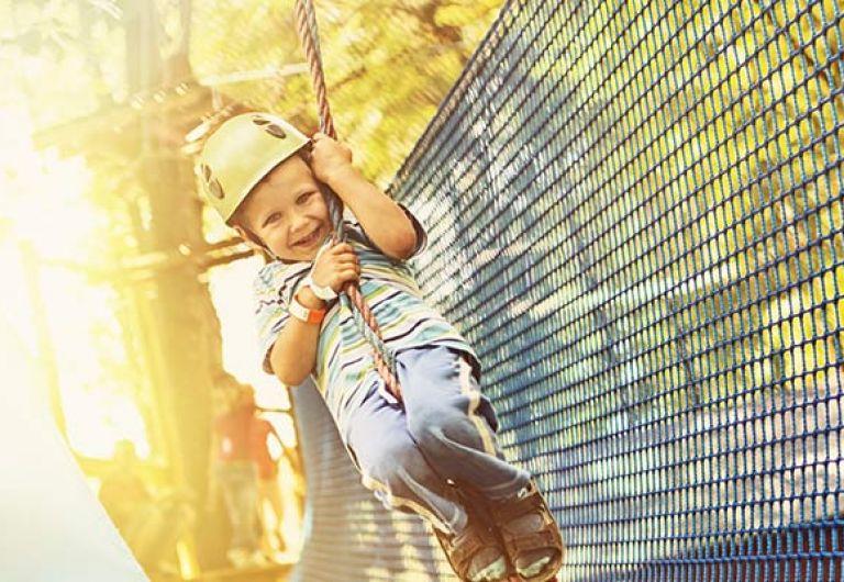 Séjour Aventure en Famille - Chamonix | MGM Hôtels et Résidences