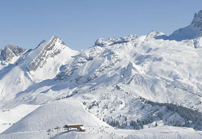 100% powder stay at Le Grand-Bornand | MGM