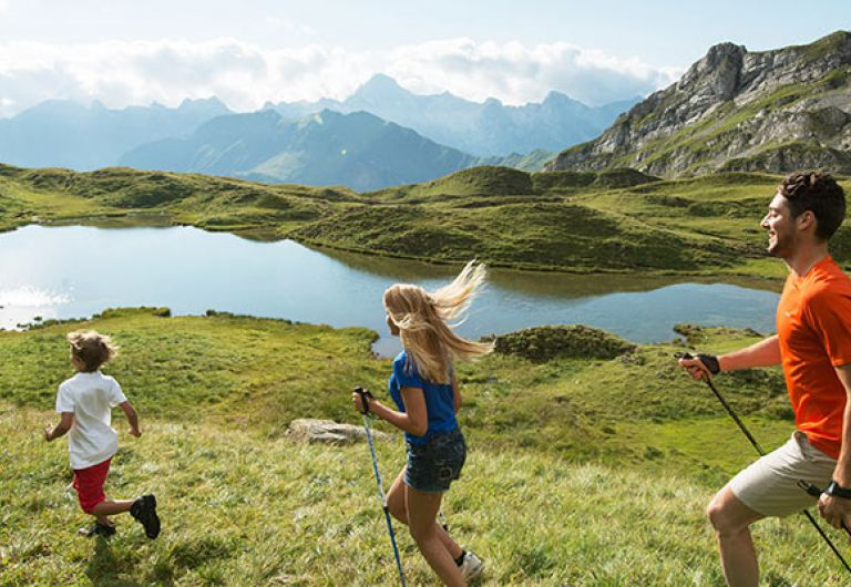 Enjoy hiking at Le Grand-Bornand | MGM Hotels & Residences