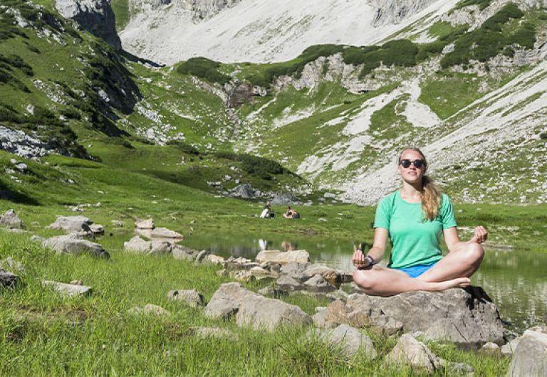 Séjour zen altitude