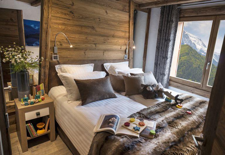 Chambre d'enfant le Cristal de Jade - Chamonix Mont-Blanc | MGM Hôtels & Résidences