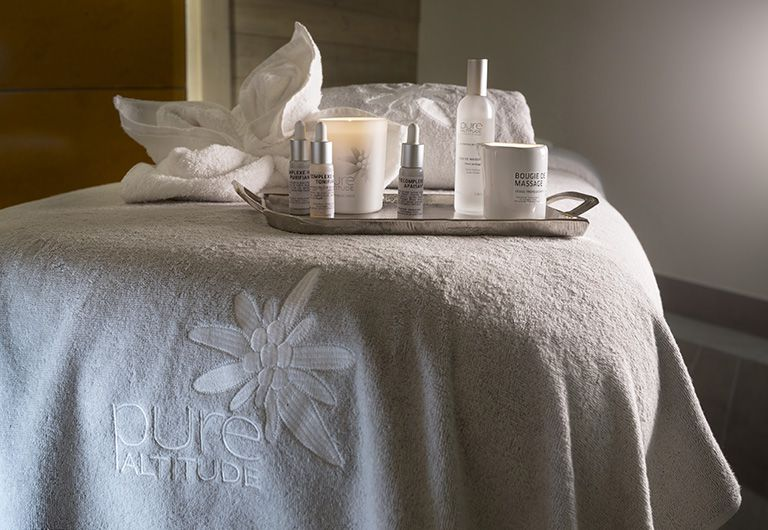 Pure Altitude Spa - Wellness | MGM
