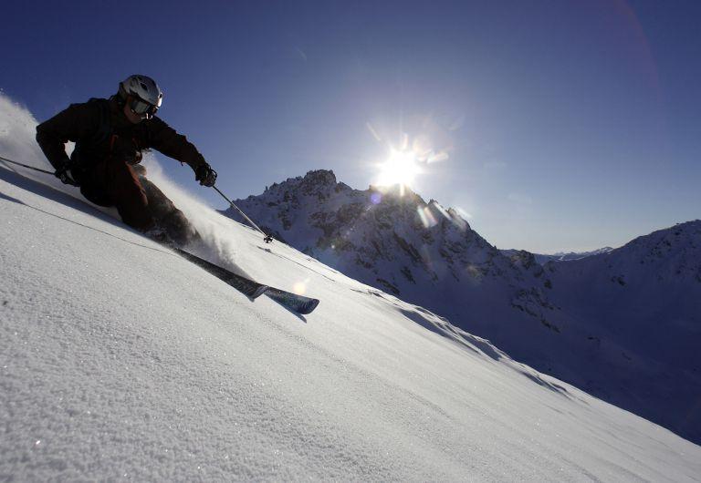 Le ski liberté à Chamonix avec le forfait unlimited