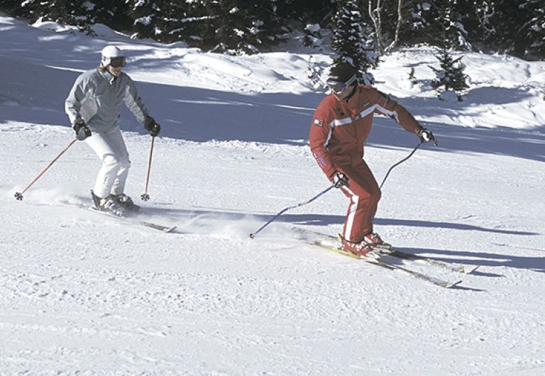 L'ESF vous invite aux Saisies pour le Printemps du Ski | Séjour à la montagne- MGM Hôtels & Résidences