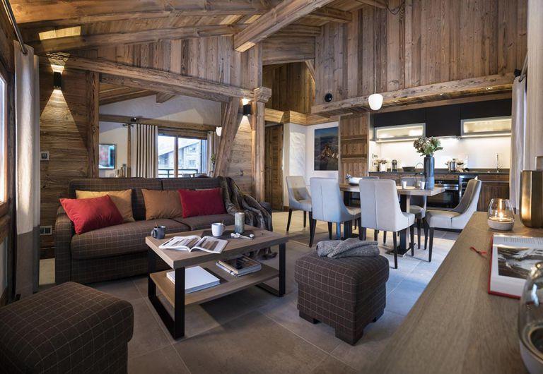 Salon le Cristal de Jade - Chamonix Mont-Blanc | MGM Hôtels & Résidences