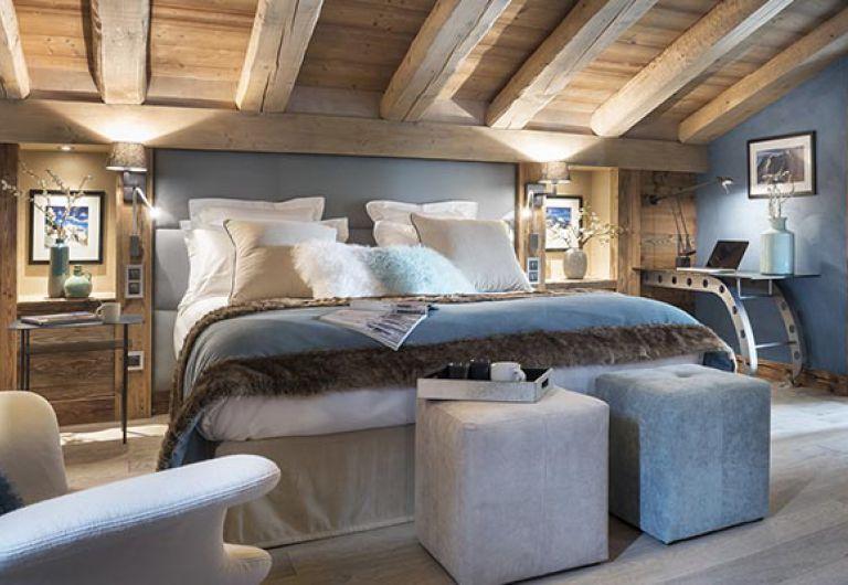 Chambre luxueuse à l'Ecrin de Jade - Chamonix-Mont-Blanc | MGM