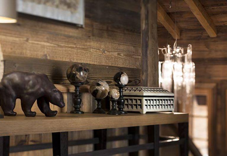 Chalet la ferme de Juliette - detail - Le Grand-Bornand | MGM