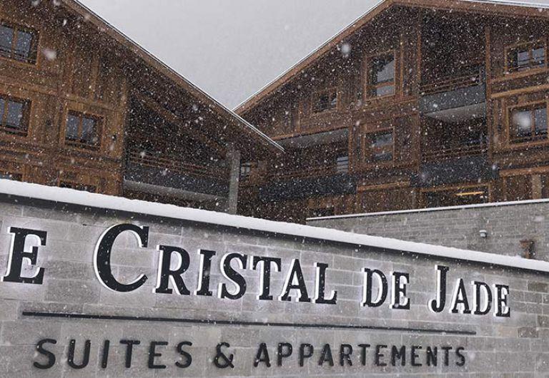 Cristal de Jade***** - Residences 5 stars Chamonix | MGM