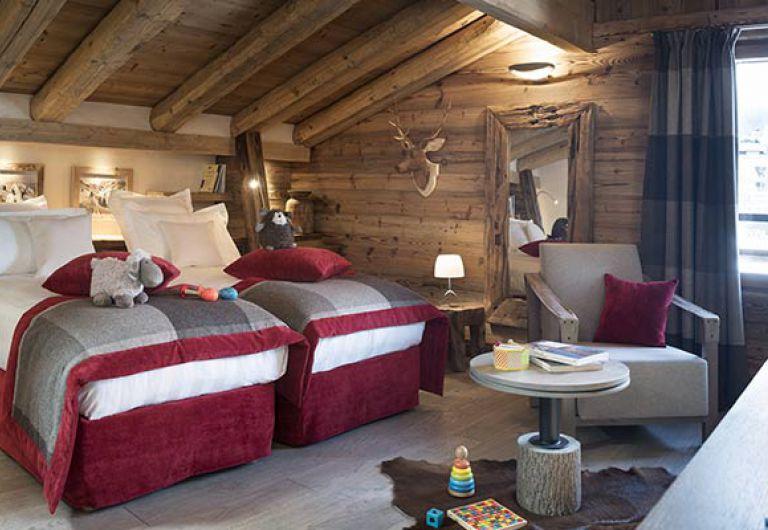 L'Écrin de Jade - children bedroom - Chamonix-Mont-Blanc | MGM