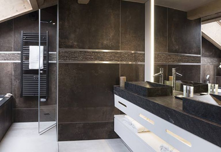 L'Écrin de Jade - bathroom - Chamonix-Mont-Blanc | MGM