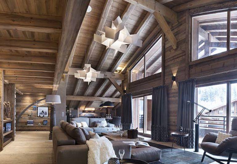 L'Écrin de Jade - livingroom - Chamonix-Mont-Blanc | MGM