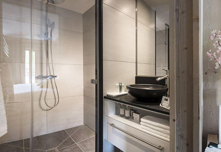 Salle de bains - Roc des Tours - Le Grand-Bornand - MGM