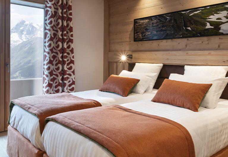 Résidence Alpen Lodge - La Rosière | MGM Hôtels & Résidences