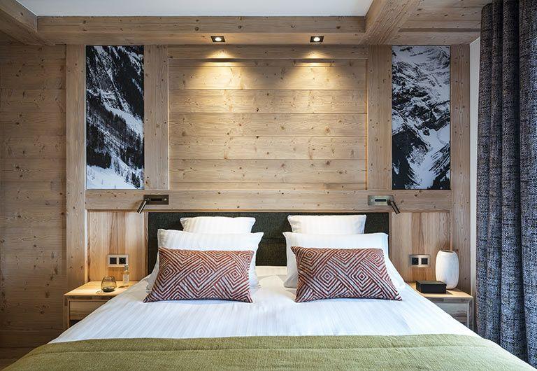 Appartement Chambre Résidence Alpen Lodge - La Rosière   MGM Hôtels & Résidences