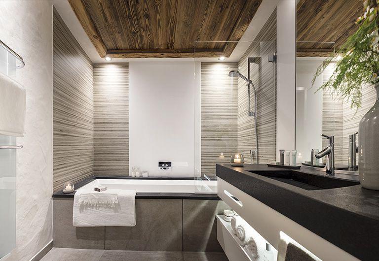 Le Cristal de Jade - Salle de bains
