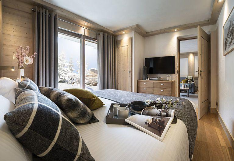 Le Roc des Tours - Bedroom